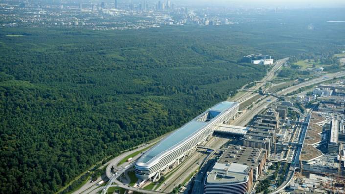 HDT Expertennetzwerk | Besichtigung Frankfurter Flughafen