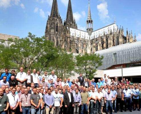 HDT Expertennetzerwerk 2018 // Gruppenfoto