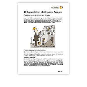 """HDT Expertennetzwerk // Fachwissen """"Dokumentation elektrischer Anlagen"""""""